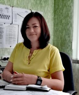 Курилова Елена Ивановна